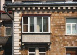 Лужков пообещал москвичам застеклить балконы