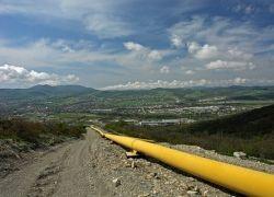 Туркмения строит Прикаспийский газопровод