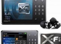 Creative ZEN X-Fi становится реальностью