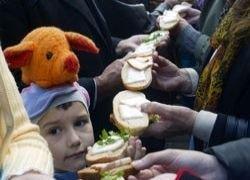 Украина не может себя прокормить