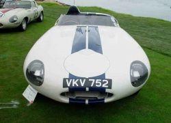 Раритетные Jaguar E2A и D-Type выставлены на продажу