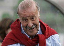Дель Боске стал главным тренером сборной Испании по футболу