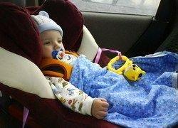 Во Франции скончался забытый отцом в машине ребенок