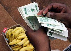 Инфляция в Зимбабве составила 2,2 млн процентов