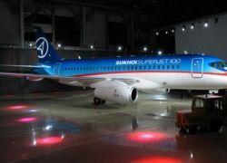 SuperJet Int. договорилась о поставках самолетов на $750 млн