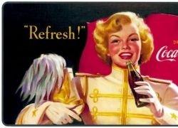 Винтажная реклама Coca-Cola