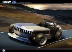 Концепт нового BMW Z0