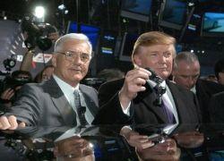 Дональд Трамп раздаривает электрические Smart