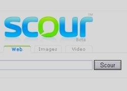 Scour - новый социальный поисковик