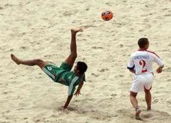 Россия хочет побеждать в футболе на пляже