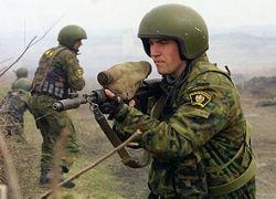 Россия напугала Грузию кавказскими учениями