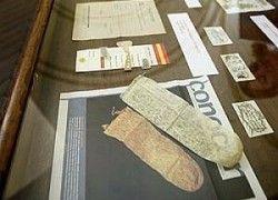 В библиотеке найдены презервативы XIX века