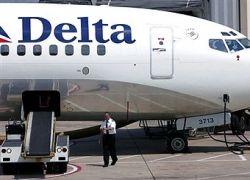 Delta Air Lines потеряла миллиард долларов