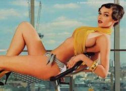 Алена Водонаева разделась для журнала SIM