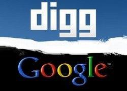 Google тестирует поисковый интерфейс, похожий на Digg
