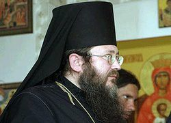 Епископ Диомид предал анафеме Алексия Второго