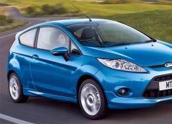 Ford представила Fiesta Zetec S