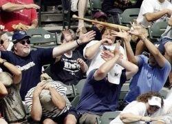 Почему опасно ходить на бейсбол?