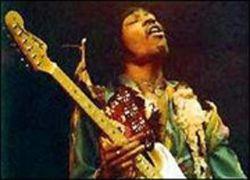 В Лондоне продают сожженную гитару Джимми Хендрикса