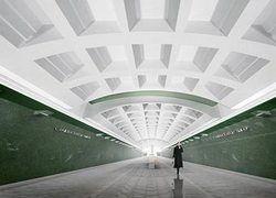 Открывается самая высокая станция московского метро