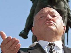 Лужков собирается уволить главного архитектора Москвы