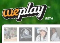 Weplay - социальная сеть для спортсменов