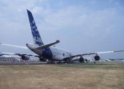 Российские самолеты пролетели с контрактами на Farnborough