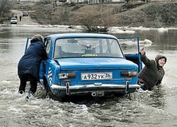 Граждан уберегут от большой воды,  выселив их из паводковых зон