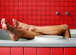Как избежать проблем с ногами в летнюю жару