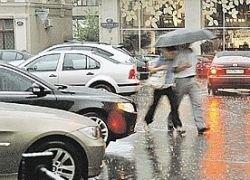Июль-2008 может стать самым дождливым за 130 лет