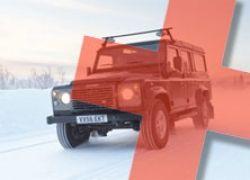 Land Rover передал 60 автомобилей Обществу Красного Креста