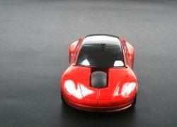 Minicute NANO: беспроводная мышка-машинка