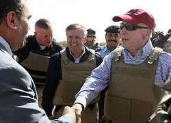 Джон Маккейн объявил о победе американских войск в Ираке