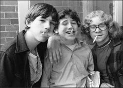 Молодежь 70-х годов