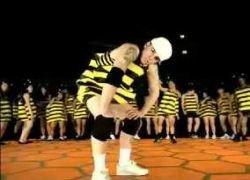 Пчелиный брейк-дэнс в социальной рекламе мороженого