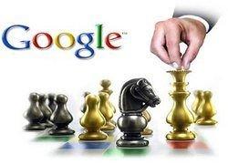 За год выручка Google увеличилась на 39%