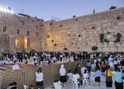 Туризм в Израиле вырос за полгода на 45%