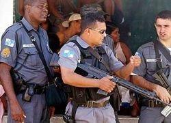 Растет число жертв антинаркотической войны в Бразилии