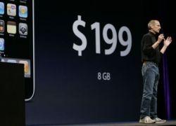 iPhone 3G продаются в Москве в шесть раз дороже, чем в США