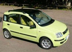 Fiat представил экологичную версию Panda