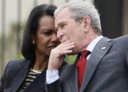 Джордж и Лора Буш разведутся из-за Кондализы?
