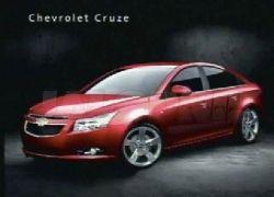 Chevrolet готовит замену Lacetti
