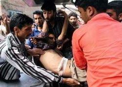 В результате взрыва в Кашмире погибли девять полицейских