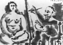 В Бразилии найдена украденная гравюра Пикассо
