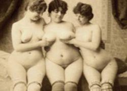 """Эротический архив: \""""странные удовольствия\"""" бабушек"""
