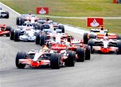 Формула-1: Гран-при Германии выиграл Хэмилтон