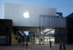 Apple теперь и в Китае