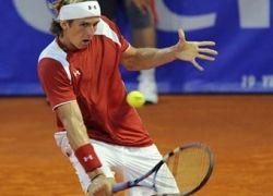 Игорь Андреев проиграл в финале теннисного турнира
