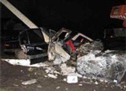 В Киргизии перевернулся автобус: 8 человек погибли