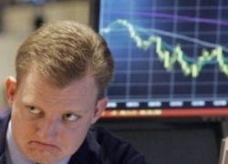 Британская экономика вступила в полосу рецессии